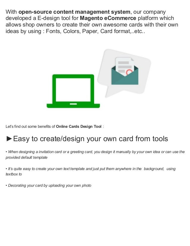 Why You Need An Online Cards Design Tool For Your Stationary