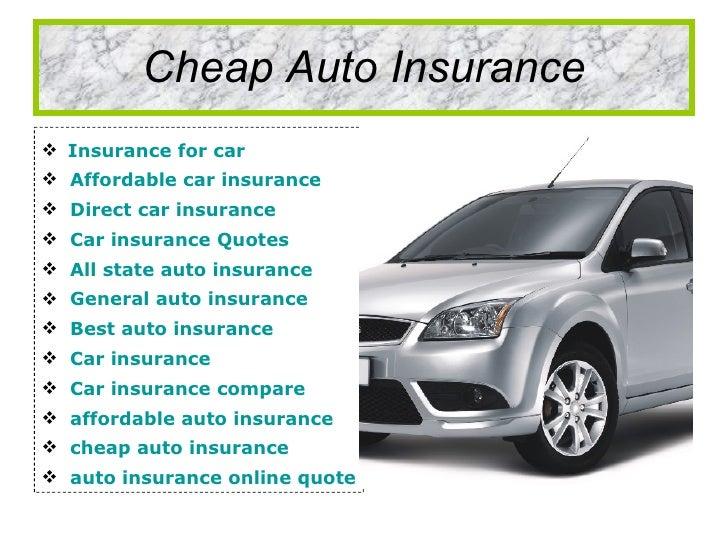 Online Direct Car Insurance|affordable cheap auto,car ...