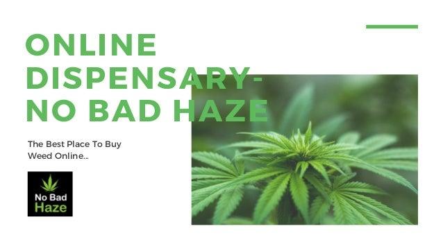 Canadian Online Dispensary | Buy Weed Online Canada | Medical Marijua…