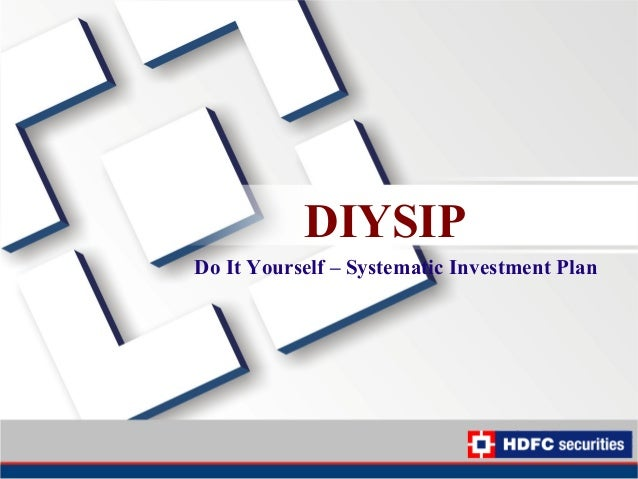 Diysip small and steady steps to wealth creation diysip do it yourself systematic investment plan solutioingenieria Images