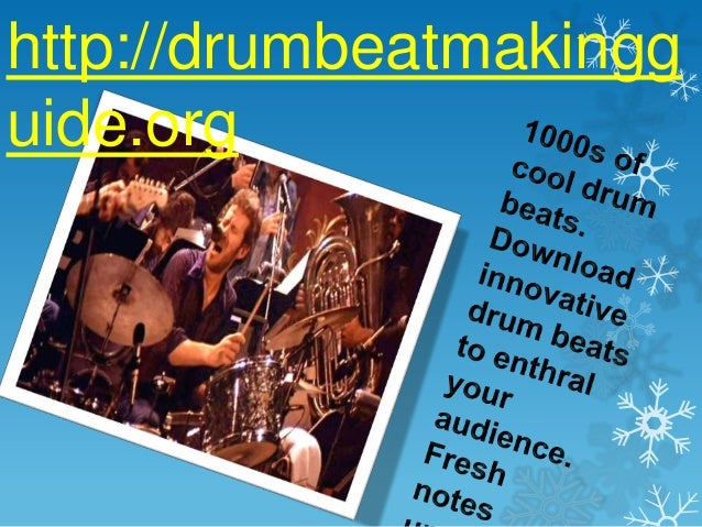 Online drum beat loops download