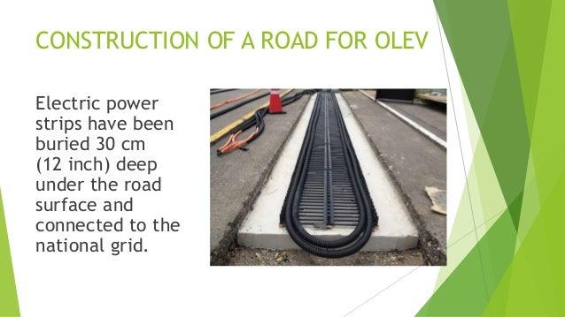 Online Electric Vehicle (OLEV)