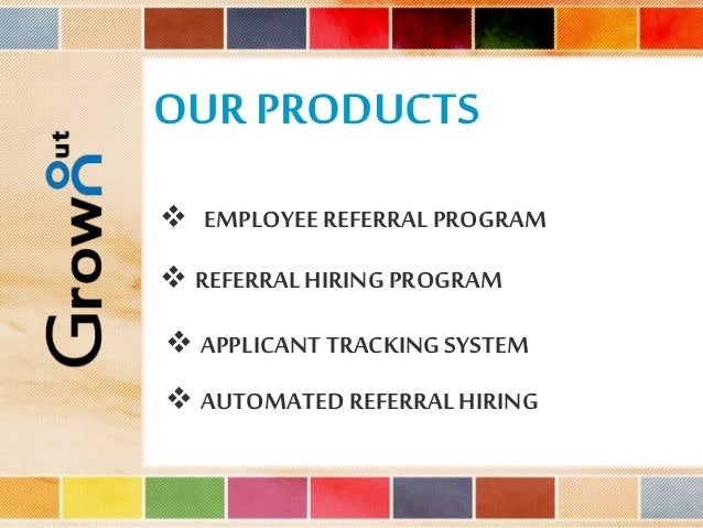 online employeeautomated referral hiring program With automated applicant tracking system