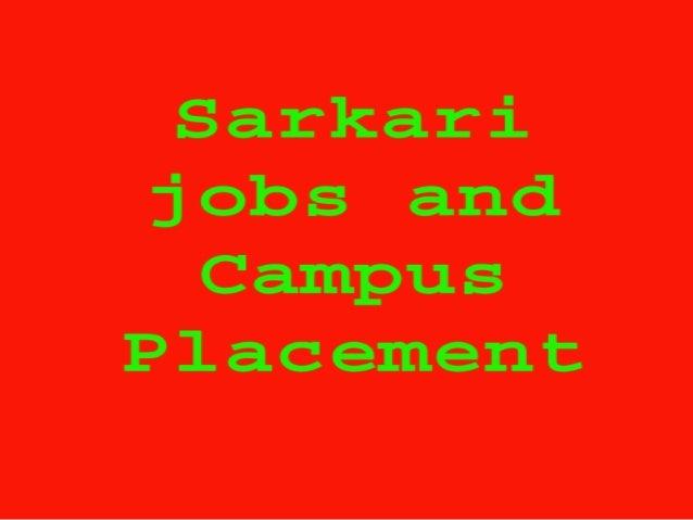 Online employment portal