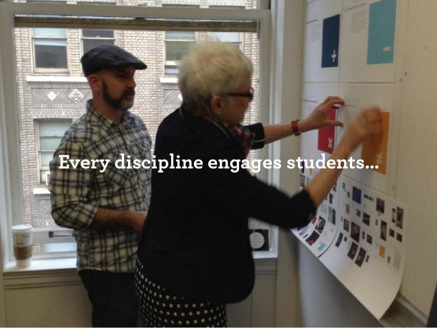 Thinking about Online Student Engagement Slide 3