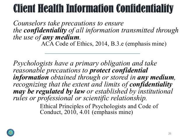 aca code of ethics apa citation
