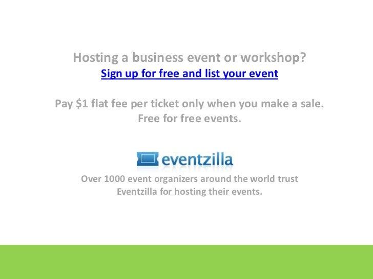 online event registration software for classes conferences social a