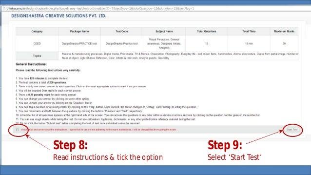 online iit ceed exam guide 2015 rh slideshare net Kia Pro CEED CEED Chicago