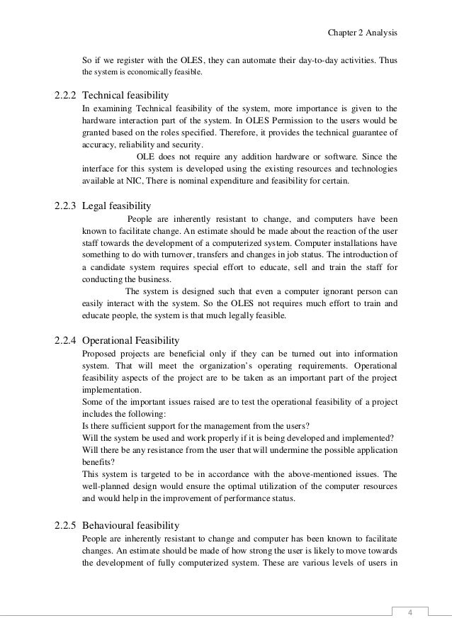 computerized entrance examination system thesis
