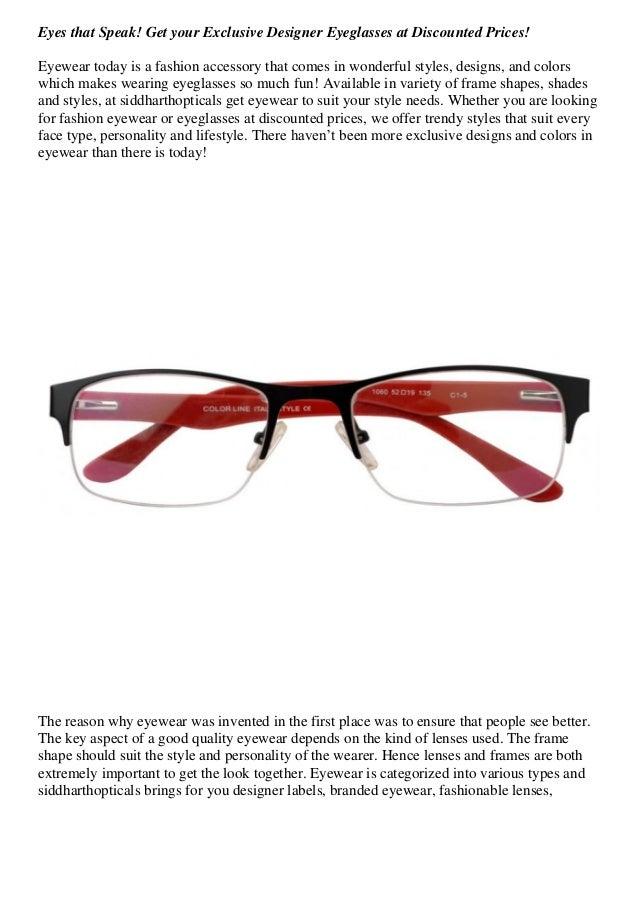 3e5908c286fb Online eyeglasses shopping - siddharth opticals