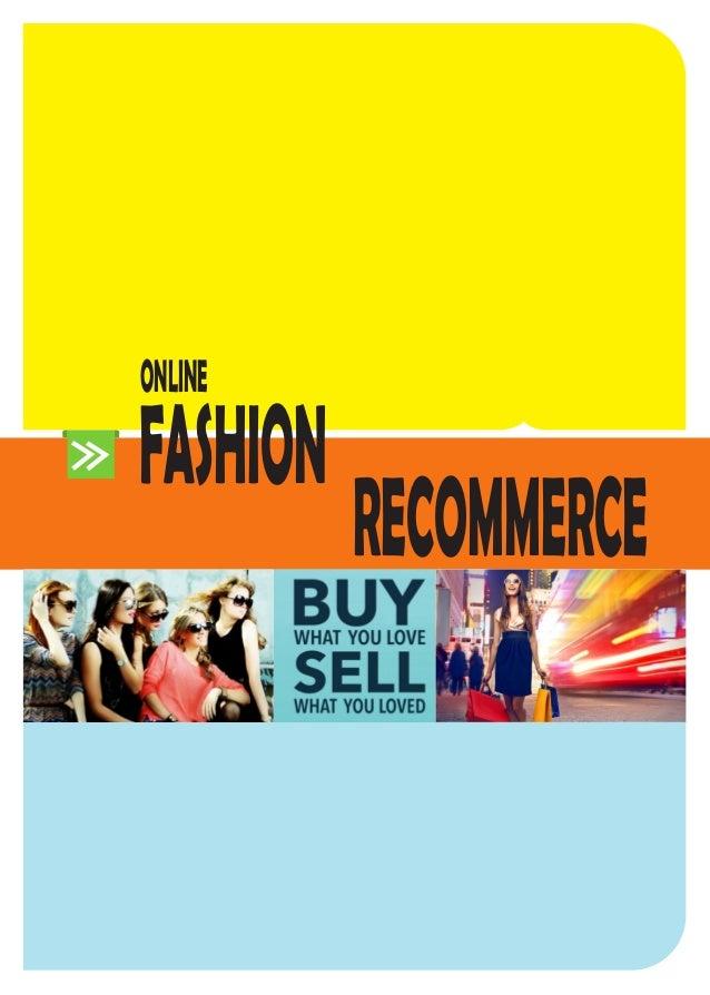 6783b002d6 Online Fashion Re-commerce