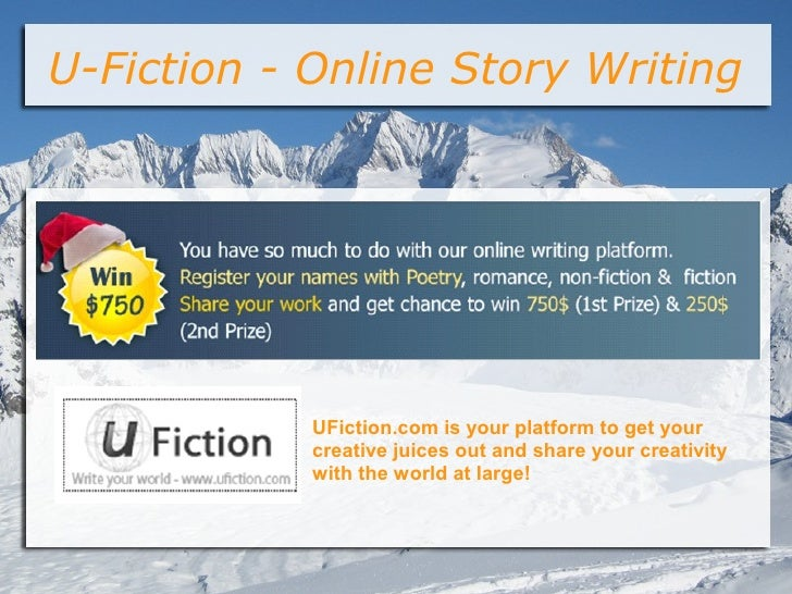 Fiction Writing Jobs