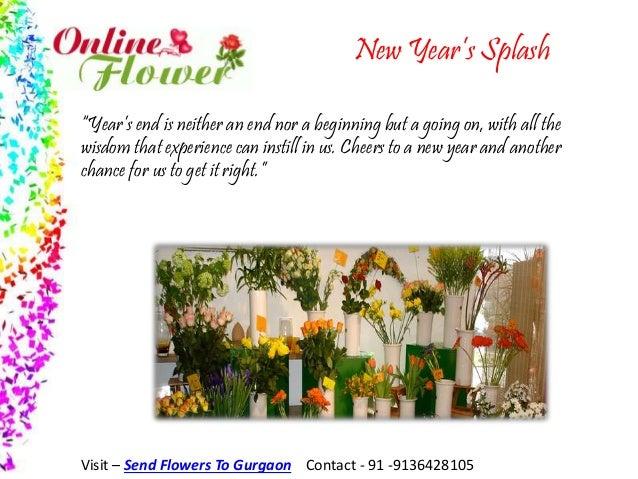 Online flower shop