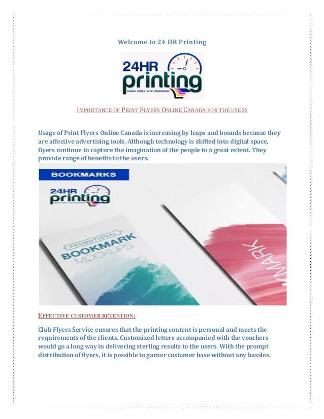 online flyer printing leaflet printing online canada next day flyer