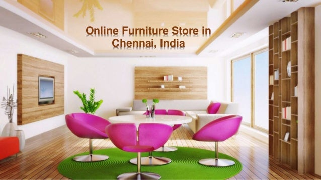 online furniture store in chennai india