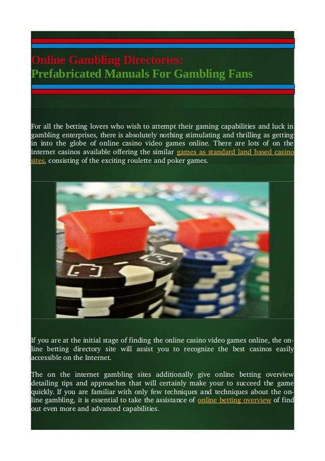Online betting directory celia bettinger company