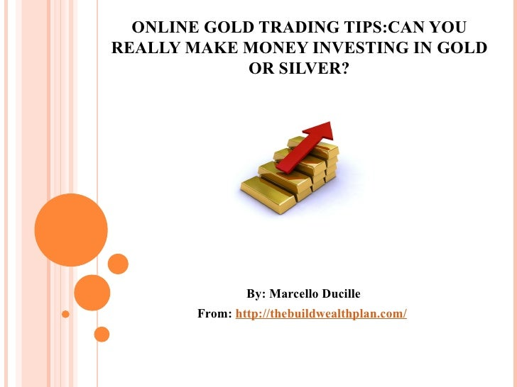 The world's largest online investment gold service