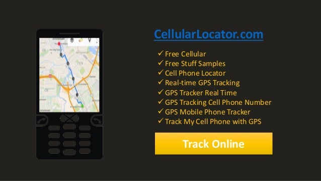 Online GPS Mobile Locator Using Cell Phone Number