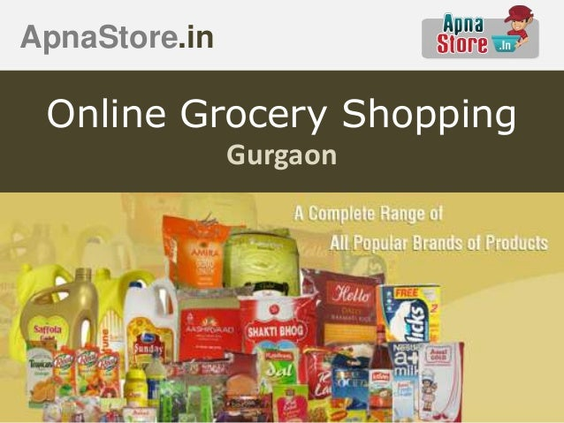 ApnaStore.in  Online Grocery Shopping Gurgaon