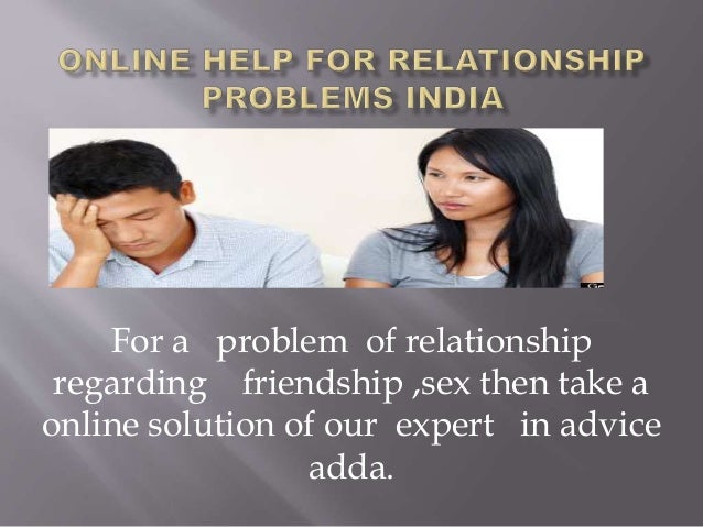 relationship problems and solutions advice