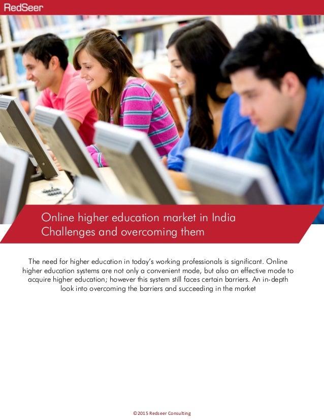 education market in india India's vocational education and training segment education january, 2014 wwwtechnopakcom.