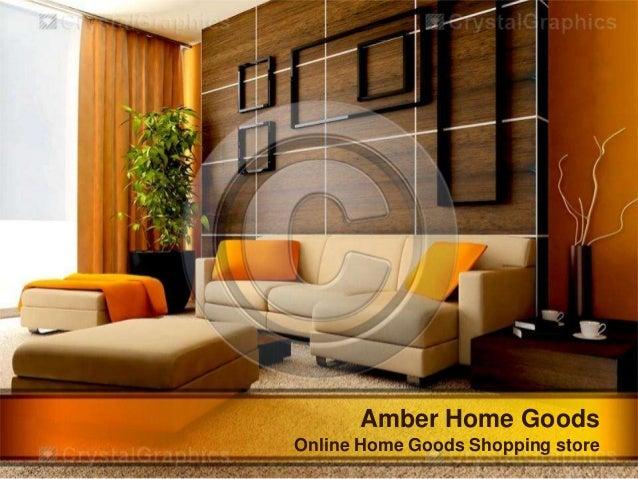 Home goods shopping online