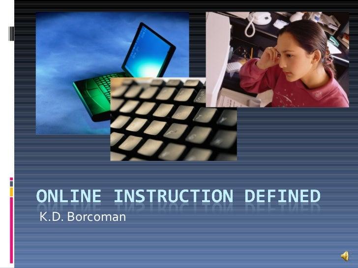 K.D. Borcoman