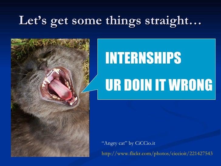Online internships Slide 2