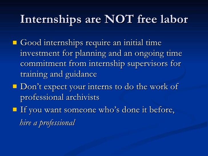 Online internships Slide 3