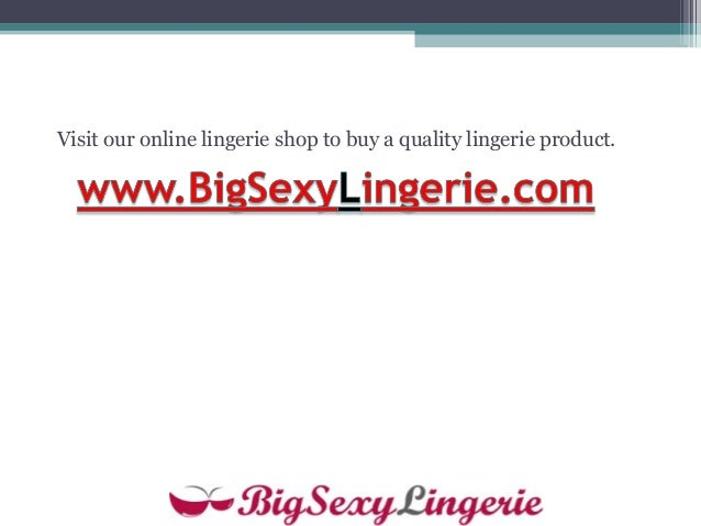 Intimate online shopping