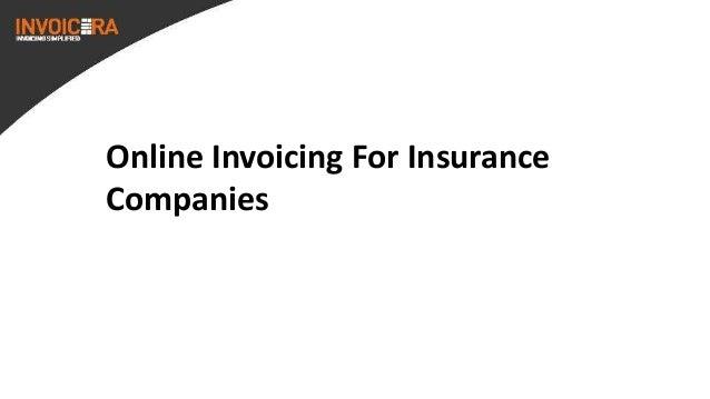 invoicing companies