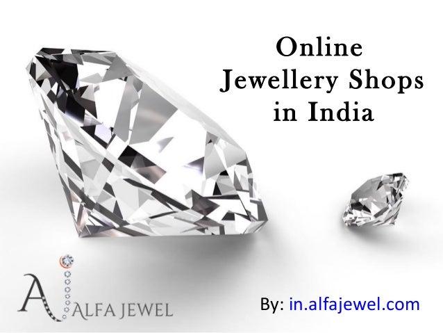 OnlineJewellery Shops   in India  By: in.alfajewel.com