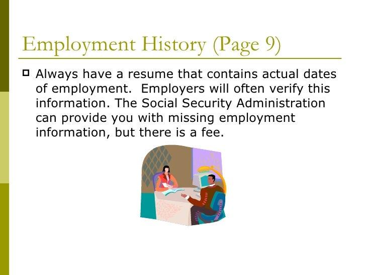 Putting Legal Work On Resume As Social Work