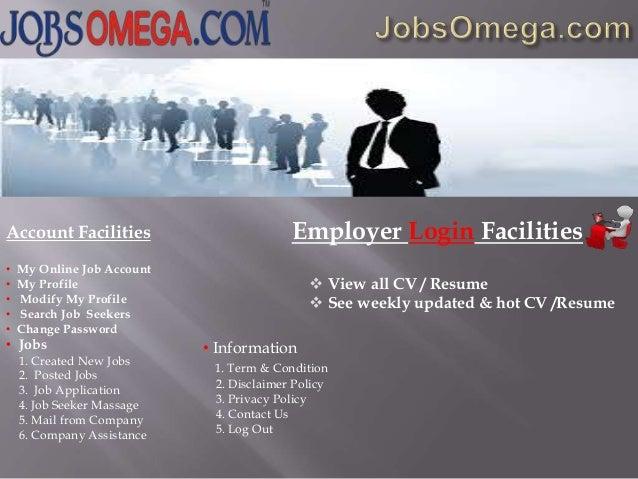 Online Job Seekers|Online Job Portals|Resume Writing Services