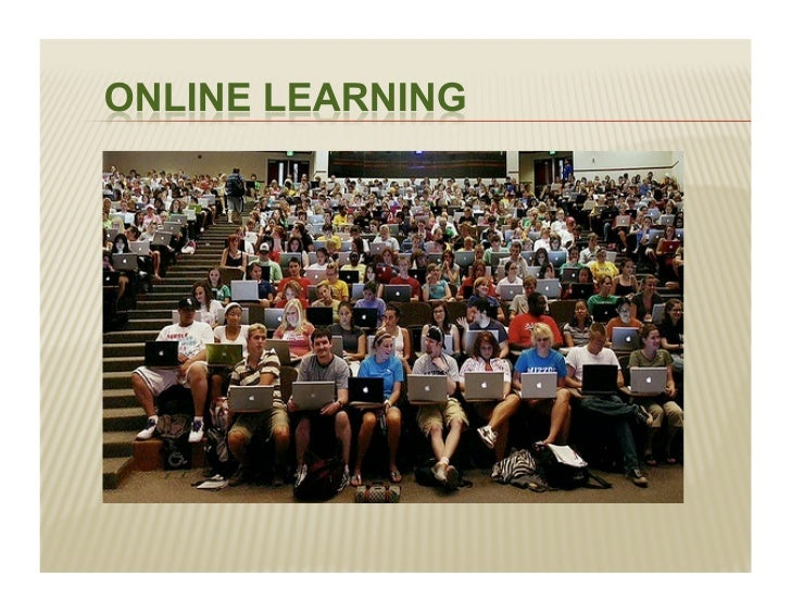    51% more flexibility-learn at their pace (anytime-any place)   49% college credit   44% receive course work not o...