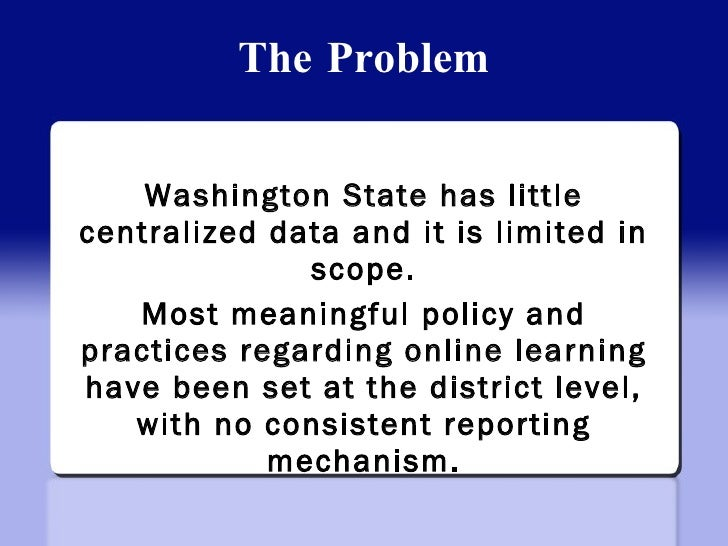 Online school options in washington state