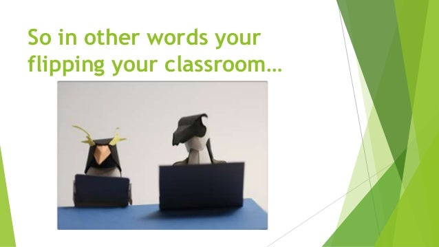That's Great Beckie but how does that apply to me? I teach… If you take some the teaching out of the classroom it makes mo...