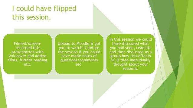 Online learning presentation