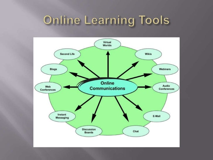 Online Learning Tools<br />