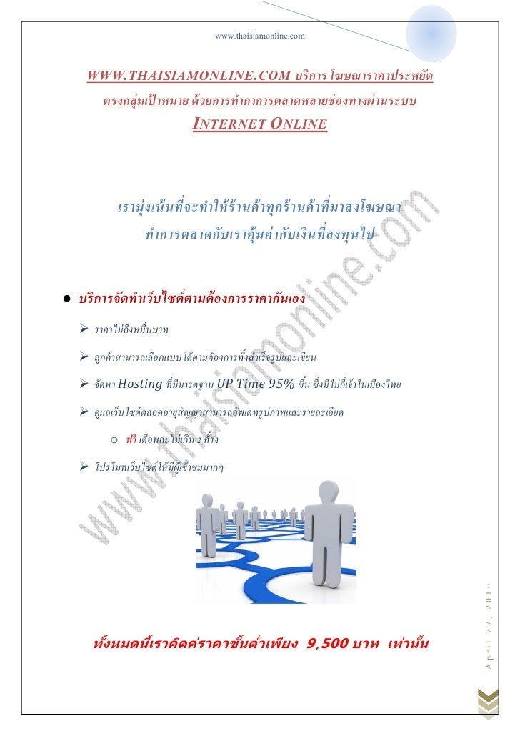 Online Marketing Process Slide 2