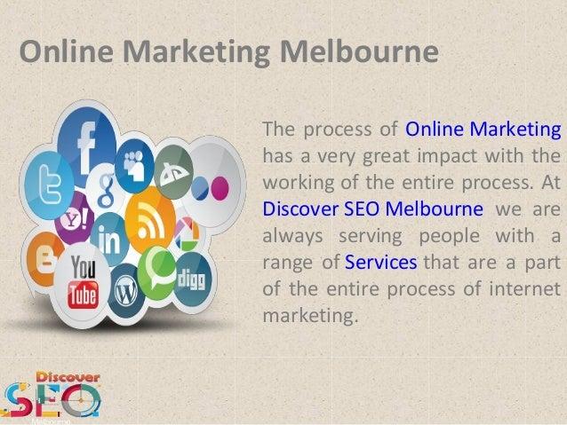 Online Marketing - Discover SEO Melbourne Slide 2