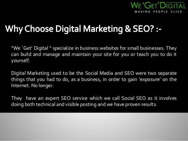 Online marketing – a great solution for website promotion! Slide 3