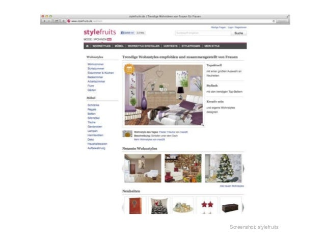 Onlinemarketing f r m bel wie man m bel online verkauft - Stylefruits mobel ...