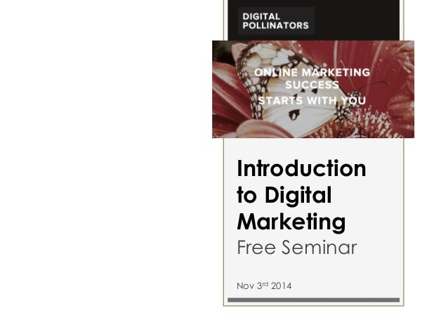 an introduction to marketing and business An introduction to data mining for marketing and business intelligence supervised and unsupervised learning methods description of software solutions.