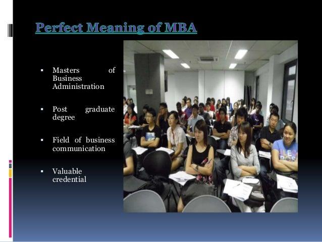 Online MBA Courses Slide 2