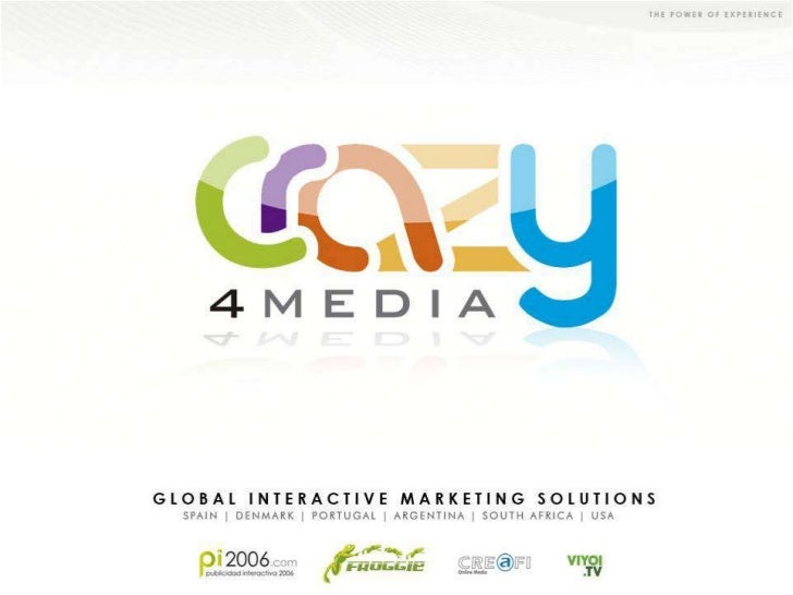 Corporate background               The Crazy4Media Group is made up of four               specialised companies with compl...