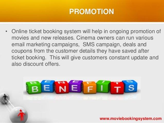 Online Movie Ticket Reservation