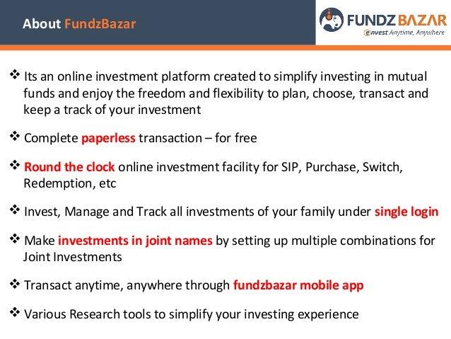 online mutual fund research analysis fundzbazar