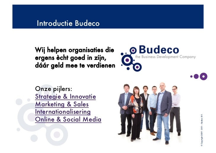 (Online) netwerken en verbinden Fydee Slide 3