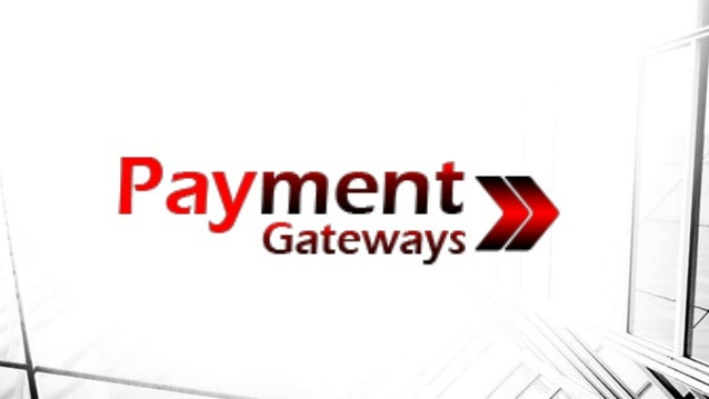 Online payment gateway provider